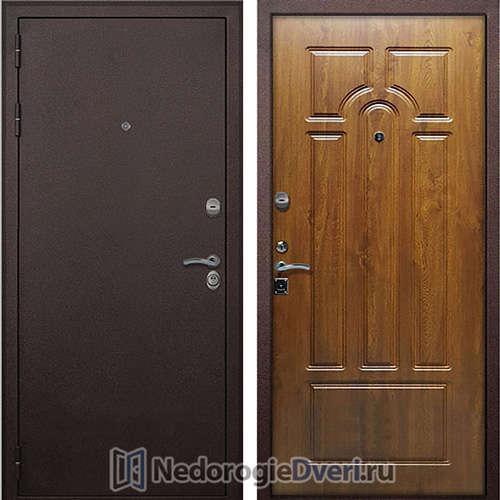 Входная дверь Rex 7 Четыре контура