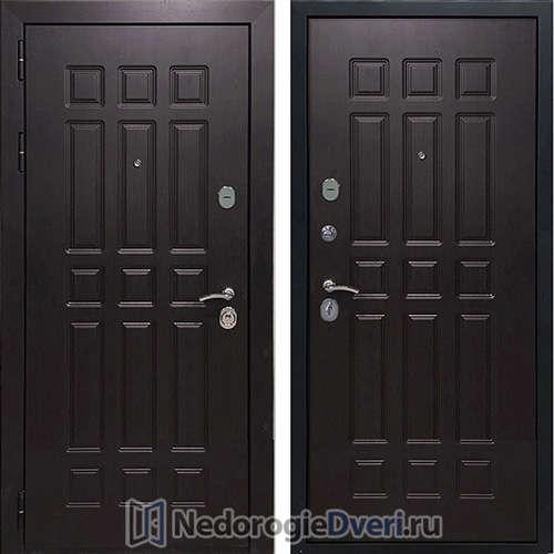 Входная дверь Rex 8 Стандарт Венге