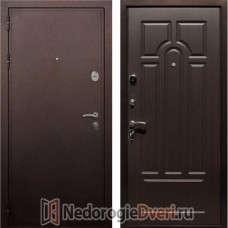 Входная дверь Rex 5A Медь Венге