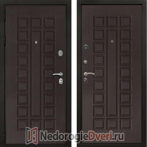 Входная дверь Rex Триумф 3К Венге