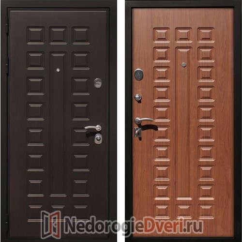 Входная дверь Rex Триумф 3К Орех