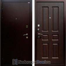 Входная металлическая дверь Ратибор Комфорт Орех