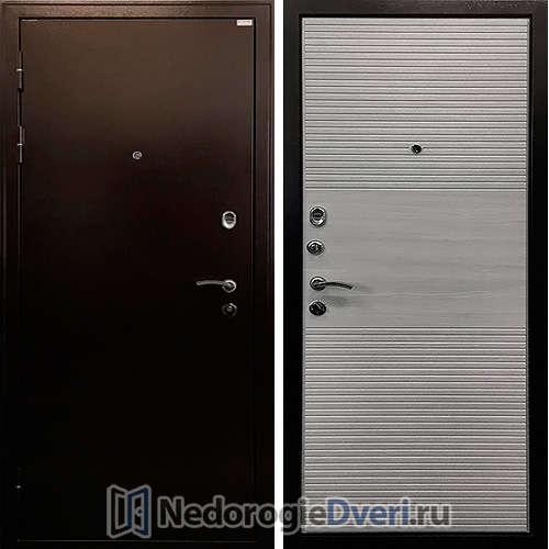 Входная металлическая дверь Ратибор Горизонт Акация
