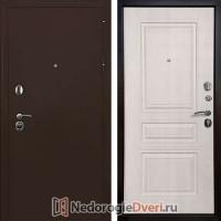 ДВЕРИ В КВАРТИРУ РАТИБОР ТРОЯ 3К (Входные двери) ЛИСТВЕННИЦА В КВАРТИРУ