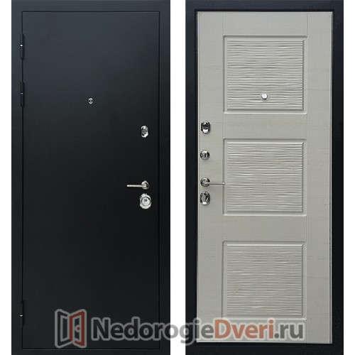 Входная металлическая дверь Ратибор Эверест Манзония Белая