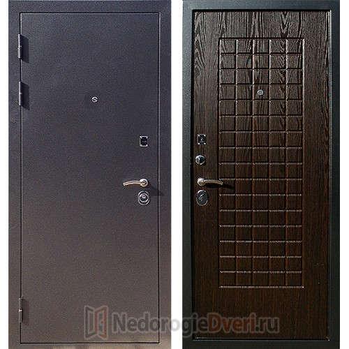 Входная металлическая дверь Ратибор Квадро 3K ТРИ КОНТУРА УПЛОТНЕНИЯ