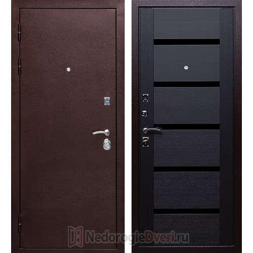 Входная металлическая дверь Art Lock 8N Венге