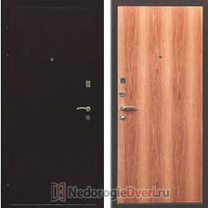 Входная металлическая дверь Ратибор Практик Миланский Орех