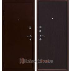 Входная металлическая дверь Ратибор Практик Венге