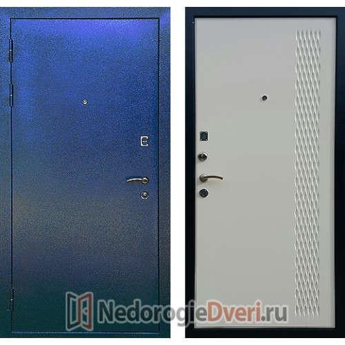 Входная металлическая дверь Ратибор Вертикаль
