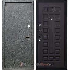 Входная металлическая дверь Ратибор Зодиак Венге