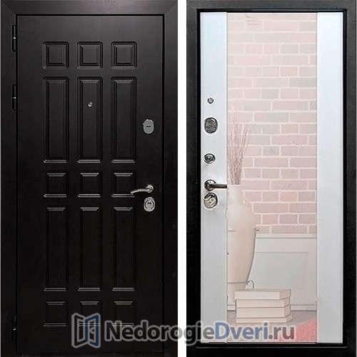 Входная дверь Rex 8 СБ 16 Лиственница Беж