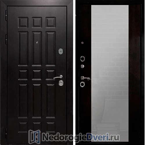 Входная дверь Rex 8 СБ 16 Венге