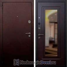 Входная дверь Rex 1А Венге с Зеркалом