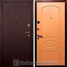 Входная дверь Rex 2 Дуб Светлый