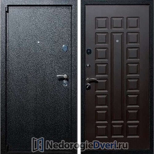 Входная дверь Rex 3 Венге