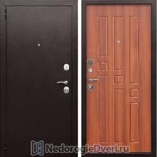 Входная металлическая дверь Стоп GRD 8 Дуб Рустикальный