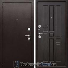Входная металлическая дверь Стоп GRD 8 Венге