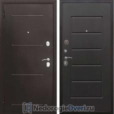 Входная металлическая дверь Стоп GRD 75 Венге