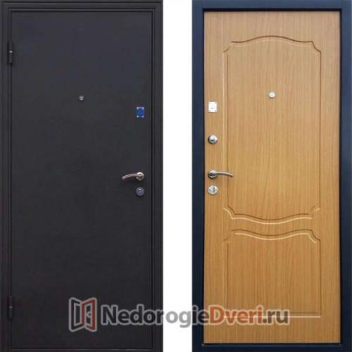 Входная металлическая дверь Стоп Классика Миланский Орех