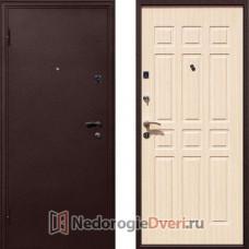 Входная металлическая дверь Стоп Антик Белёный Дуб