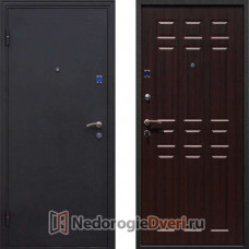 Входная металлическая дверь Стоп Стандарт Венге