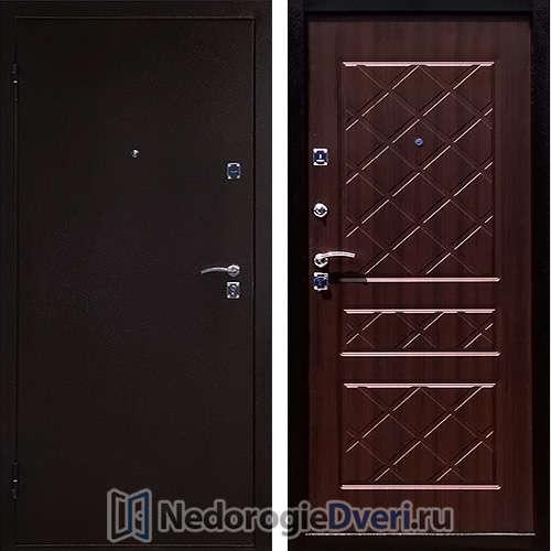 Входная дверь Стоп Эко Венге