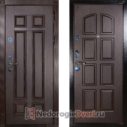 Входная металлическая дверь Сударь 2