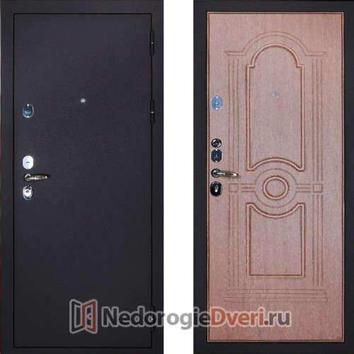 Входная металлическая  дверь Сударь 3 Черный