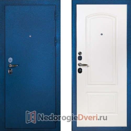 Входная металлическая дверь Сударь 4 Синий