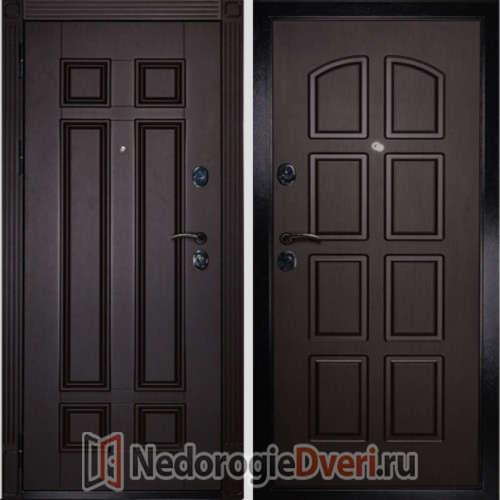 Входная металлическая дверь Сударь 2 CISA
