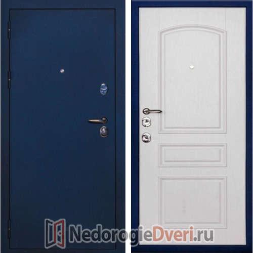 Входная дверь Сударь 3 CISA Синий