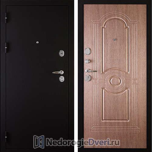Входная дверь Сударь 3 CISA Черный