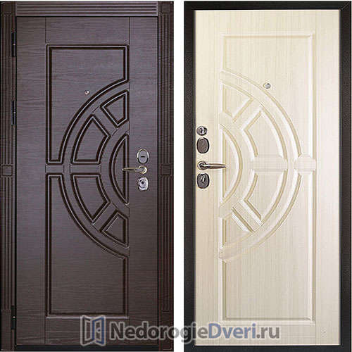 Входная дверь Сударь 8 CISA