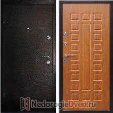 Входная металлическая дверь Йошкар Дуб Золотистый
