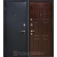 Входная металлическая дверь ЮрМет М21 Венге