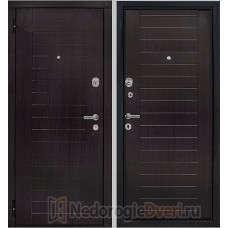 Входная металлическая дверь ЮрСталь Каскад