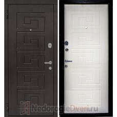 Входная металлическая дверь ЮрСталь Крит