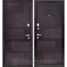 Входная металлическая дверь ЮрСталь Монреаль
