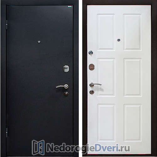 Входная дверь М21Белая