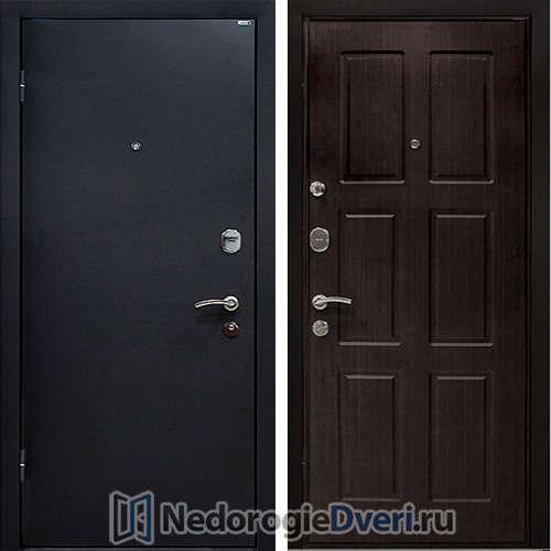 Входная дверь МеталЮр М21 Венге