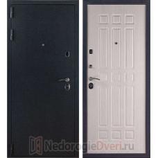 Входная металлическая дверь 3К Лайт Черный Бархат