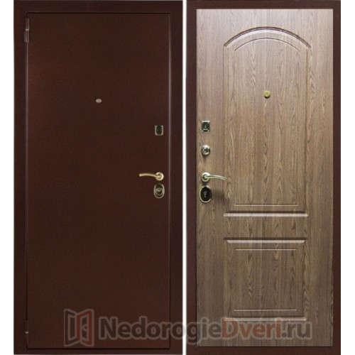 Входная металлическая дверь Оптим