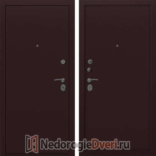 Входная металлическая дверь Zetta Комфорт 3 МАХ 4 Д1