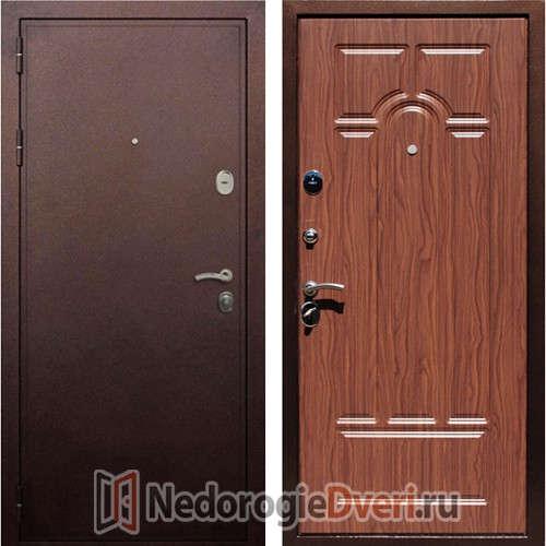 Стальная дверь Art Lock 6А Орех