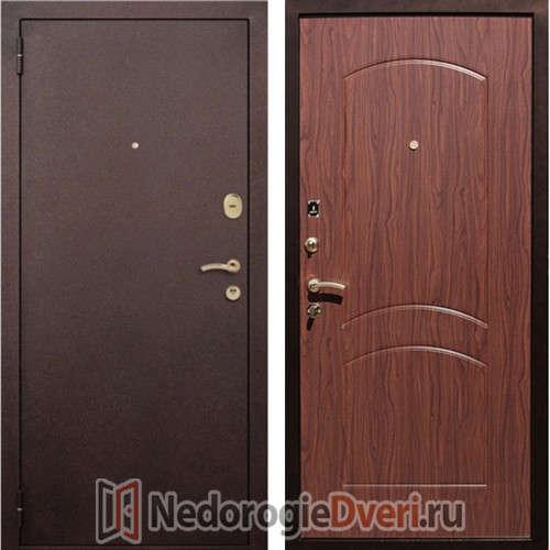 Входная металлическая дверь Art-Lock-1A Орех