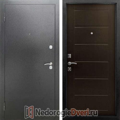 Входная дверь Rex Сити Венге