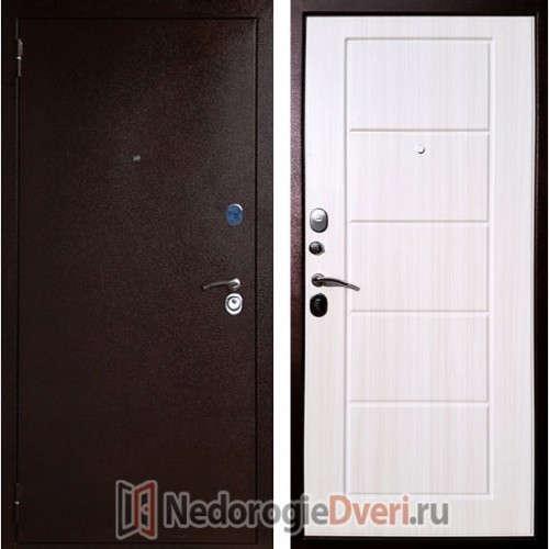 Входная металлическая дверь Art-Lock-3A Сандал Белый