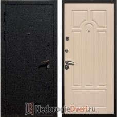 Входная дверь Арт лок 1А беленый дуб