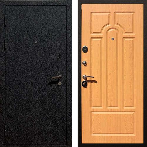 Входная дверь Арт лок 1А  Дуб
